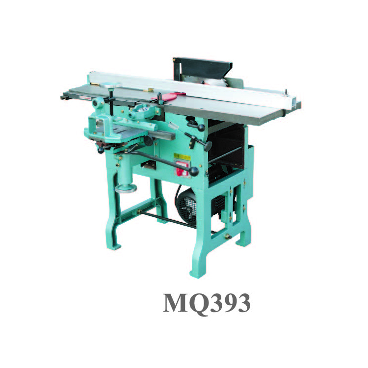 Multi-use woodworking machine MQ393